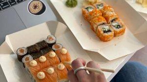 Обзор популярных сетей суши-ресторанов в Харькове