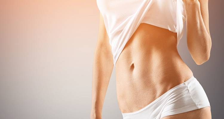 10 супер упражнений для тонкой красивой талии