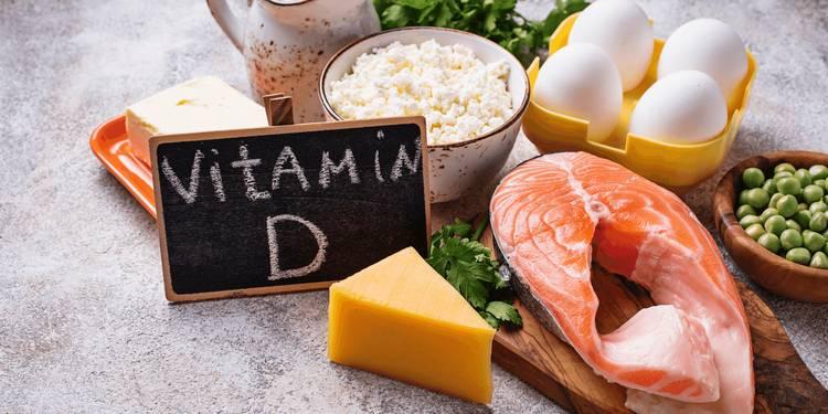 Витамин D против выпадения волос