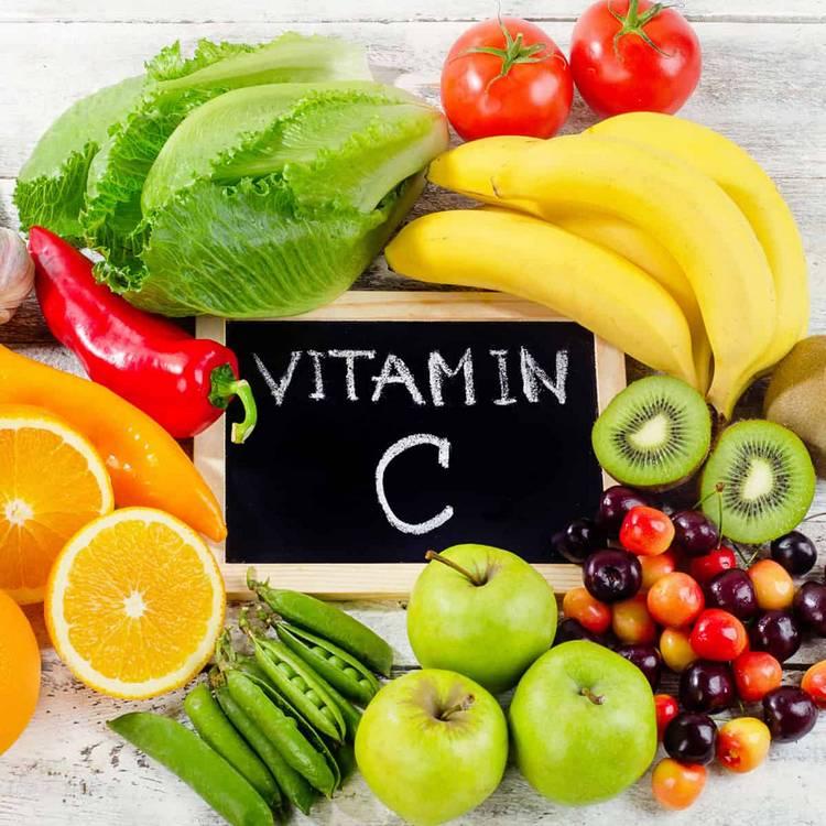 Витамин C против выпадения волос