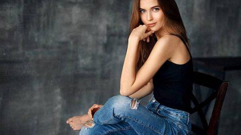 Выбираем прямые джинсы